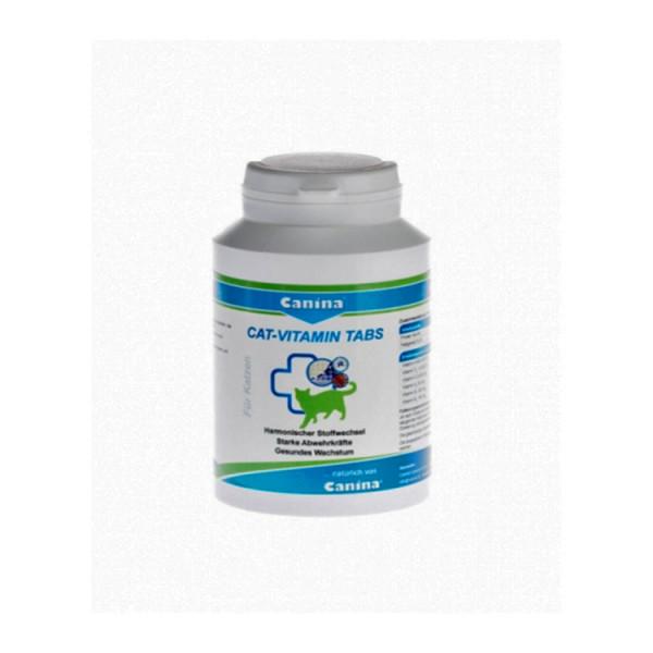 Canina Cat-Vitamin Tabs фото