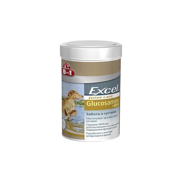 8in1 Excel Glucosamine + MSM фото