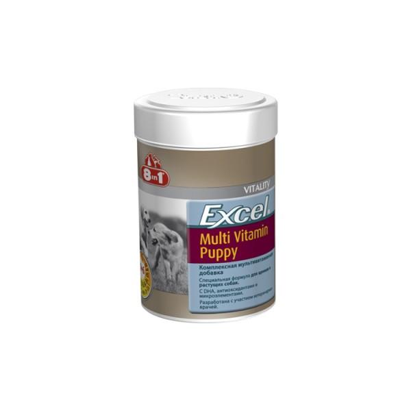 8in1 Excel Multi Vit-Puppy фото