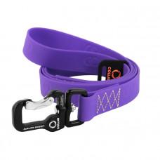 Collar Повідець для собак Еволютор, фіолетовий фото