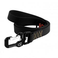 Collar Повідець для собак Еволютор, чорний фото