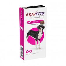 Bravecto (Бравекто) таблетки д/соб. весом 40-56 кг. от блох и клещей фото