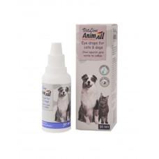 AnimAll VetLine Глазные капли для кошек и собак фото