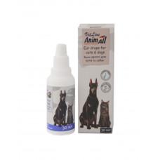 AnimAll VetLine Вушні краплі для котів і собак фото