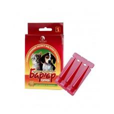 Капли Барьер-супер для котят и щенков фото