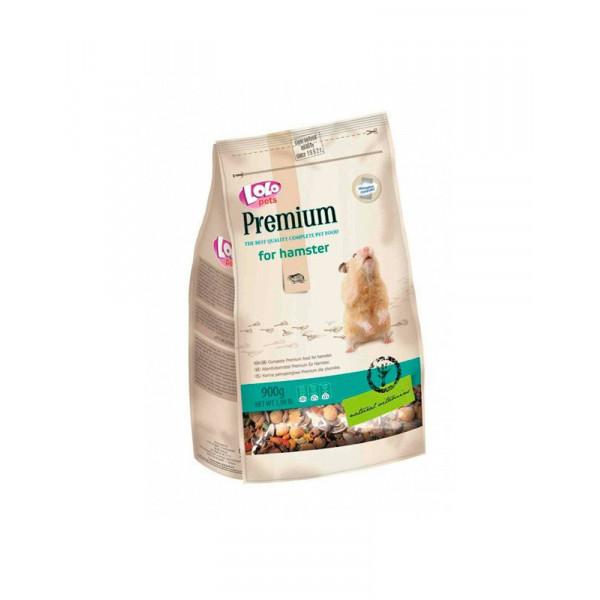 Lolo Pets Premium Полнорационный корм для хомяка  фото