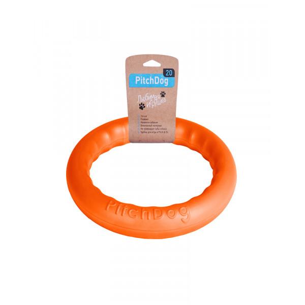 PitchDog (ПітчДог) - кільце іграшка для собак, 20 см фото