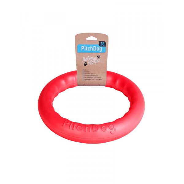 PitchDog (ПитчДог) - кольцо игрушка для собак, 28см фото