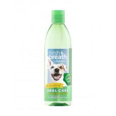 TropiClean Fresh Breath Добавка в воду для гігієни порожнини рота 473 мл. фото
