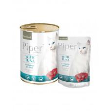Piper cat Sterilised Tuna для стерилізованих кішок з тунцем фото