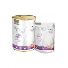 Piper cat Sterilised Rabbit для стерилізованих кішок з кроликом фото