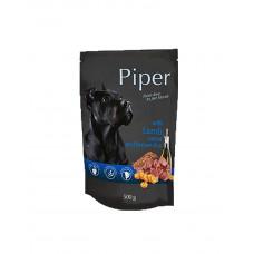 DN PIPER ( Пайпер)  пауч для собак с ягненком, морковкой и коричневым рисом  фото