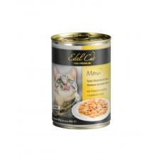 Edel Cat Ніжні шматочки в желе з куркою і качкою фото