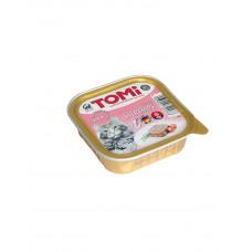 TOMi shrimps Паштет для дорослих котів з креветками фото