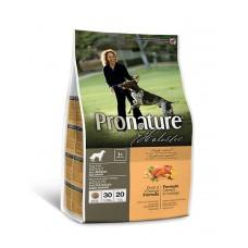 Pronature Holistic (Пронатюр Холистик) Adult Duck&Orange с уткой и апельсином беззерновой для собак всех пород фото
