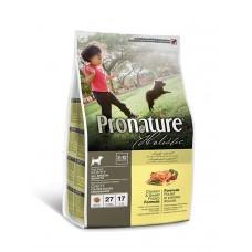 Pronature Holistic  (Пронатюр Холистик) Puppy Chicken&Sweet Potato для щенков с курицей и бататом фото