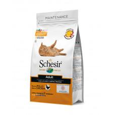 Schesir ( Шезир) Cat Adult Chicken для взрослых  котов с курицей фото