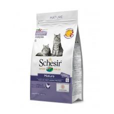 Schesir ( Шезир) Cat Mature  для пожилых котов с курицей фото
