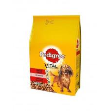 PEDIGREE Для взрослых собак малых пород с курицей и овощами фото