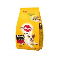 PEDIGREE Для взрослых собак малых пород с говядиной и овощами фото