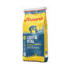 Josera Light & Vital для собак із зайвою вагою фото
