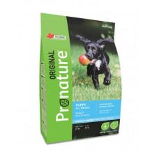 Pronature Original Puppy All Breeds Chicken Oatmeal фото