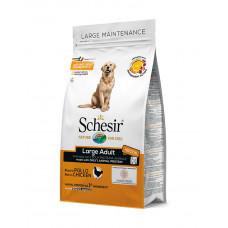 Schesir ( Шезир)  Dog  Large Adult Chicken  корм для крупных пород с курицей фото