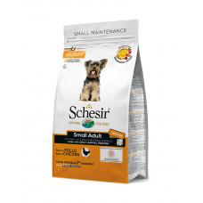 Schesir ( Шезир)  Dog Small Adult Chicken  корм для малых пород с курицей фото