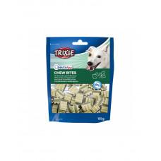 Trixie Denta Fun Chew Bites -  Лакомство для собак с петрушкой и перечной мятой  фото