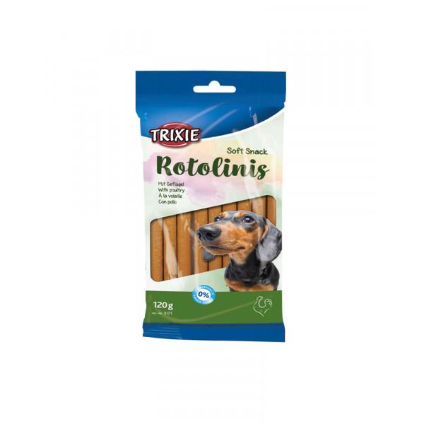 Trixie Rotolinis - ласощі для собак з птахом фото