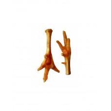 Лакомства для собак куриная лапка 10 шт. фото