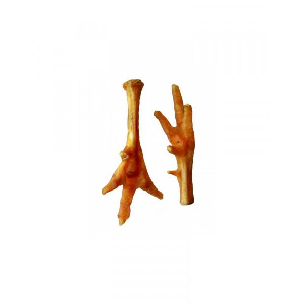 Ласощі для собак куряча лапка 10 шт. фото