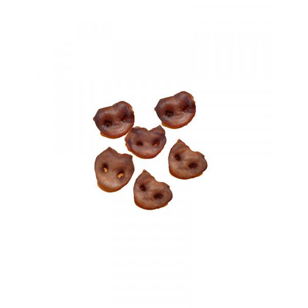 Ласощі для собак П'ятачки свинячі дієтичні фото