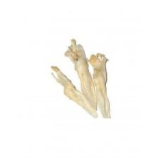 Ласощі для собак Вухо кроля кальцинованої фото