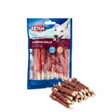 Trixie Duck Chewing Rolls лакомство для собак с уткой фото