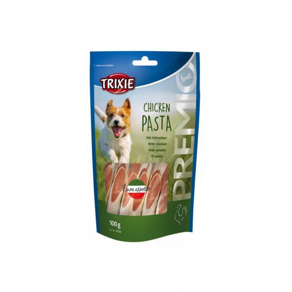 Trixie Premio Chicken Pasta ласощі для собак з куркою і рибою фото