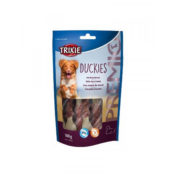 Trixie Premio Duckies - лакомство для собак с уткой фото