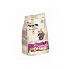 Lolo Pets Premium Повнораціонний корм для німфи і середніх папуг фото
