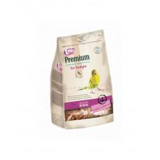 Lolo Pets Premium Повнораціонний корм для хвилястих папуг фото