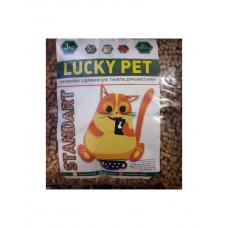 Luсky Pet Standart Древесный наполнитель для котов фото