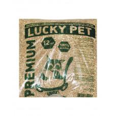 Luсky Pet Премиум Древесный наполнитель для котов фото
