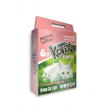 Соєвий наповнювач Kotix TOFU солодкий персик фото