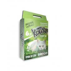 Соєвий наповнювач Kotix TOFU з ароматом зеленого чаю фото