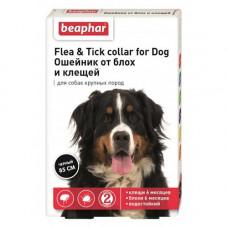 Beaphar Ошейник от блох и клещей для собак крупных пород фото