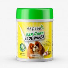 Espree Aloe Ear Care Pet Wipes фото