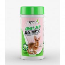 Espree Small Animal Wipes фото