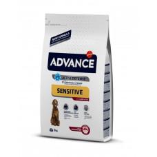 Advance Dog Med/Maxi Sensitive Lamb & Rice фото