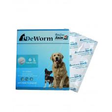 AnimAll Антигельмінтний препарат VetLine DeWorm для собак та цуценят фото