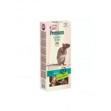 Lolo Pets Smakers Premium Для декоративних щурів фото