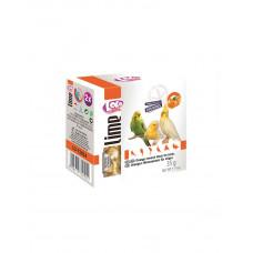 Lolo Pets Минеральный камень для птиц-апельсин фото